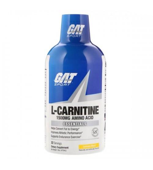 GAT Liquid L Carnitine - 473ml