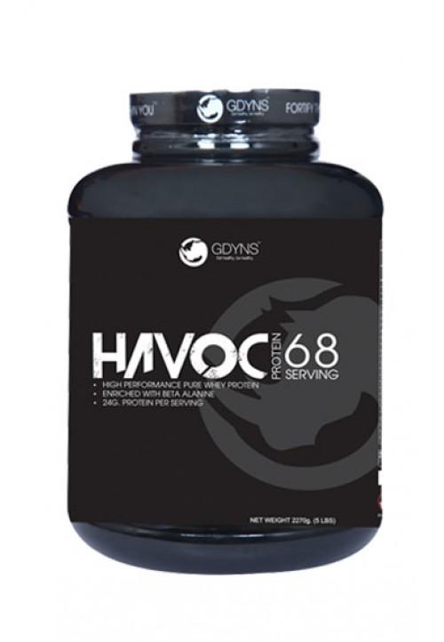 Havoc Protein 5lbs