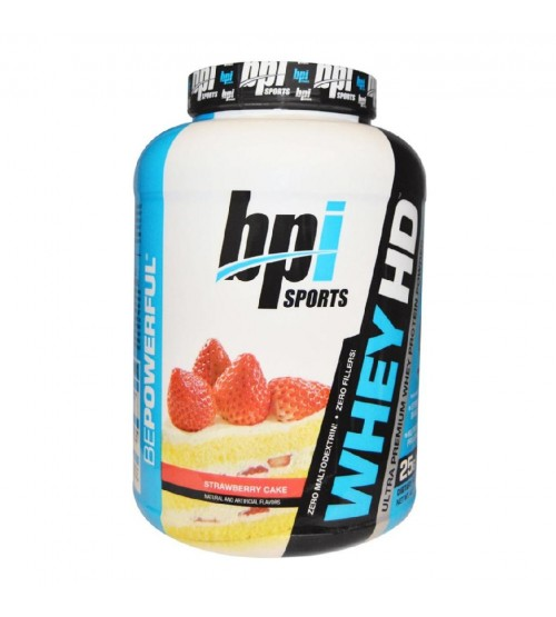 BPI Sports Whey-HD Ultra Premium, 4.5 lb