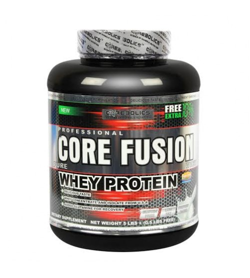 CORE FUSION PURE WHEY PROTEIN, 5.5LBS.