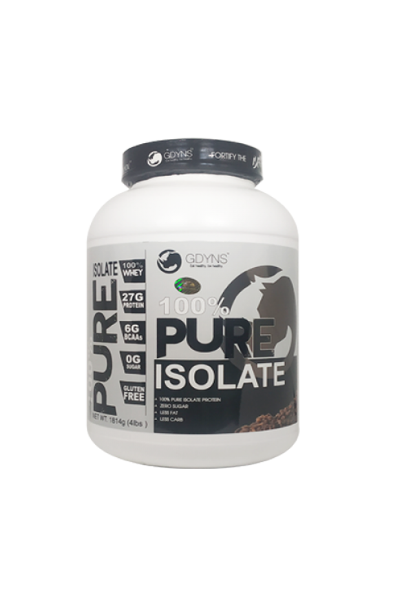 GDYNS 100% PURE ISOLATE COFFEE MOCHA 4LBS