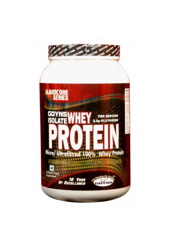 Gdyns Isolate Whey Protein 1000gm