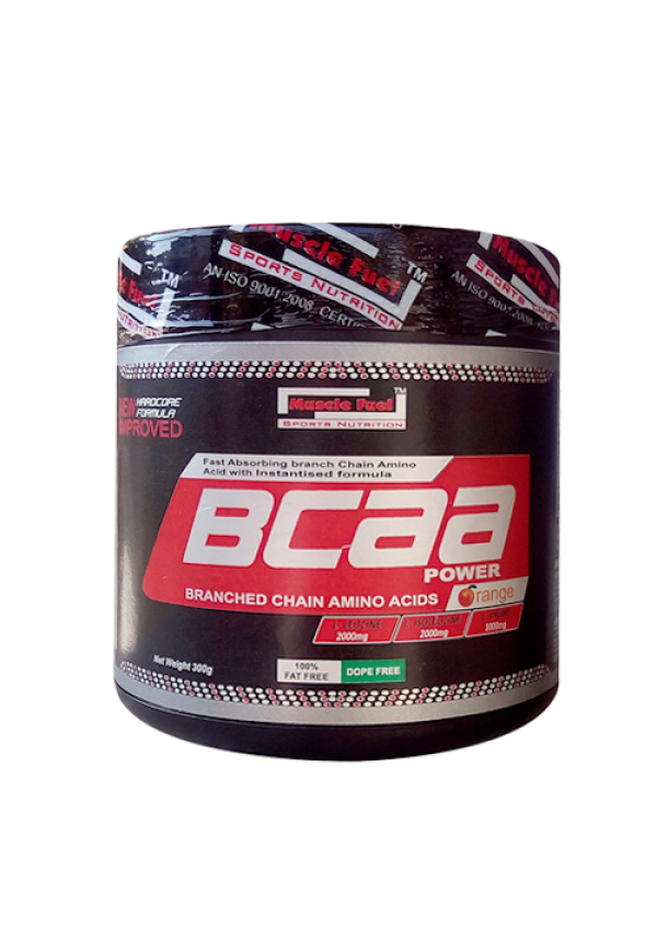 MUSCLEFUEL BCAA POWDER-300GM