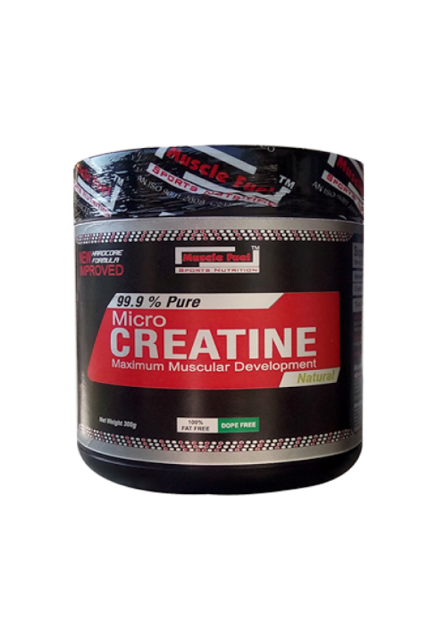 MUSCLE FUEL MICRO CREATINE-300G