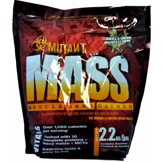 MUTANT MASS Muscle Mass Gainer