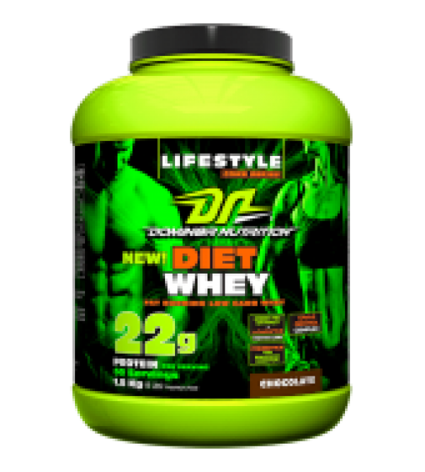 Domin8r Nutrition Diet Whey 4Lbs Chocolate