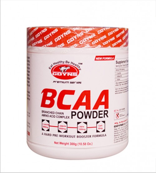 GDYNS PREMIUM SERIES BCAA POWDER-300GM
