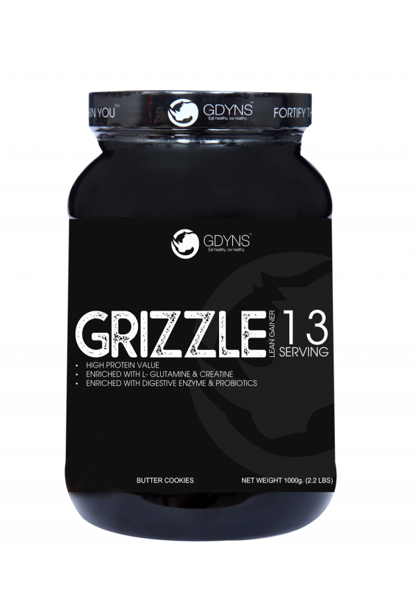 GRIZZLE LEAN GAINER 1000g