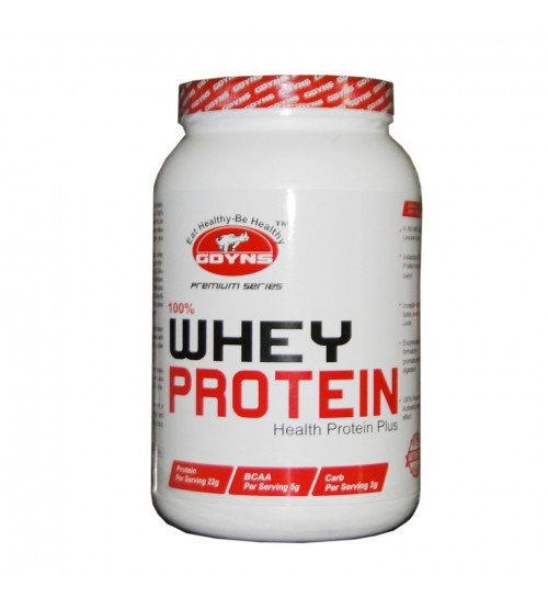 GDYNS Premium Series 100% Whey Protein Health Protein Plus 2lbs