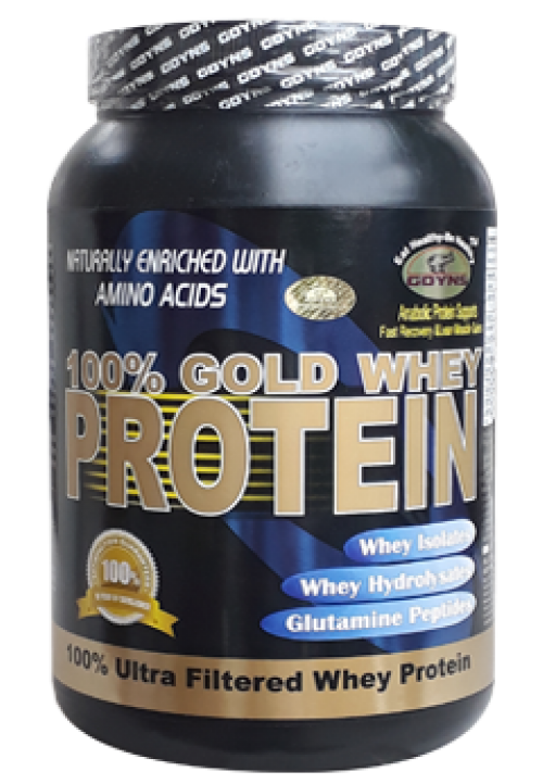 GDYNS 100%  Gold Whey Protein 1000gm