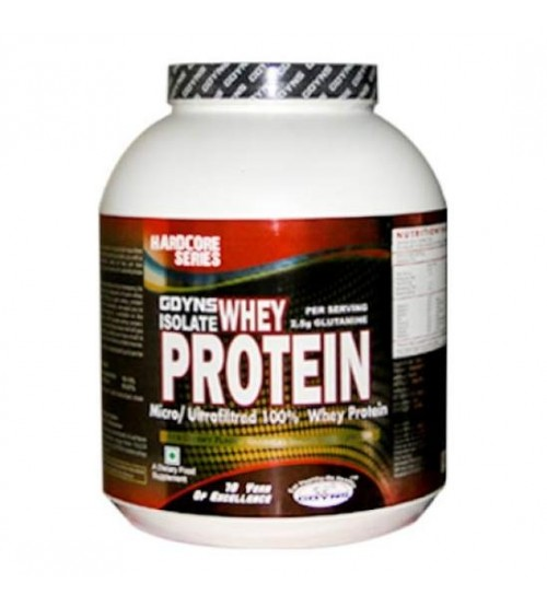 GDYNS Isolate Whey Protein 2500gm