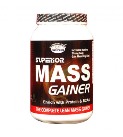 GDYNS Superior Mass Gainer 3000gm