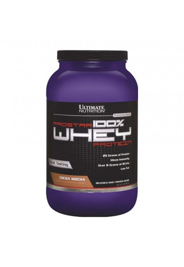 Ultimate Nutrition Prostar 100% Whey Protein 2lbs