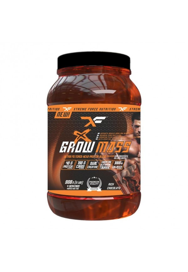 Xtreme Force Grow X Mass, Chocolate 2 lbs