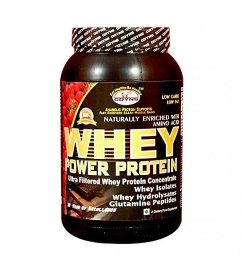 GDYNS Whey Power Protein 210gm