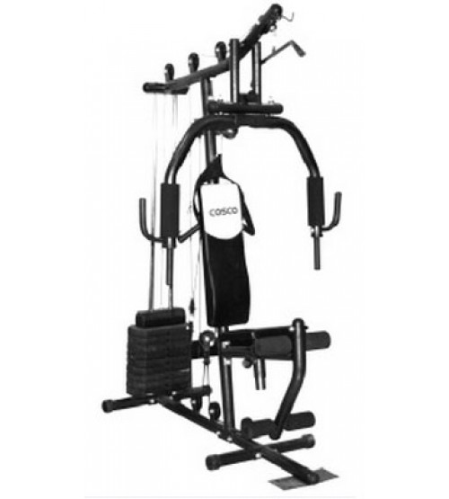 Cosco CHG 150R Home Gym with Adjustable Seat (150 LBS)