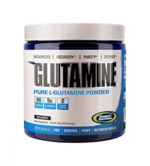 Gaspari Nutrition Glutamine - 300 Grams