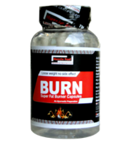 Muscle Fuel Burn-120caps