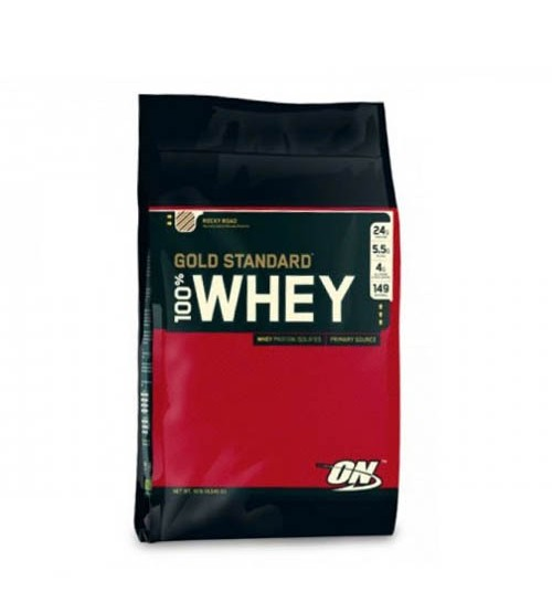 Optimum Nutrition Gold Standard 100% Whey 10 Lbs